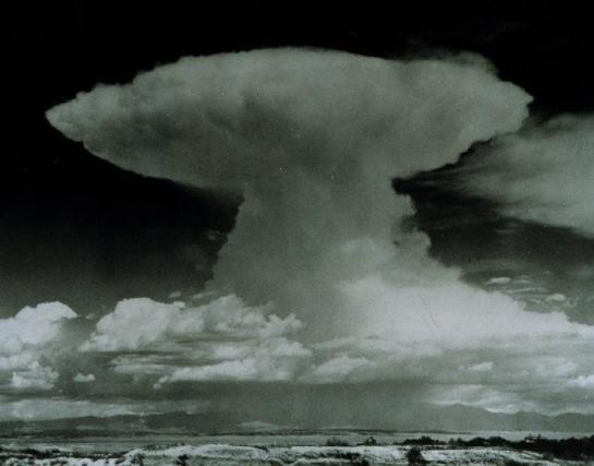 Thunderstorm cloud - Cumulonimbus