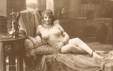 Miss Fernande (1910-1917) by Jean Agélou (1878-1921)