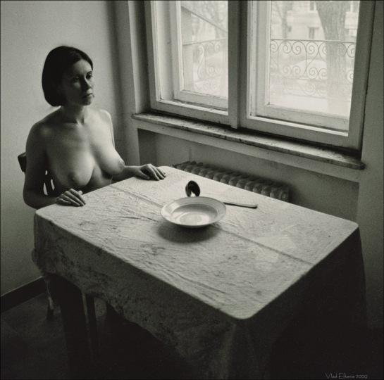 silent breakfast by veftenie on deviantART