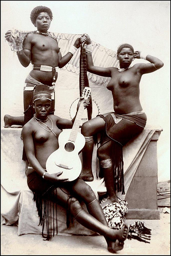 1903 - ZULU LAND in OLD AFRICA by Okinawa Soba on Flickr