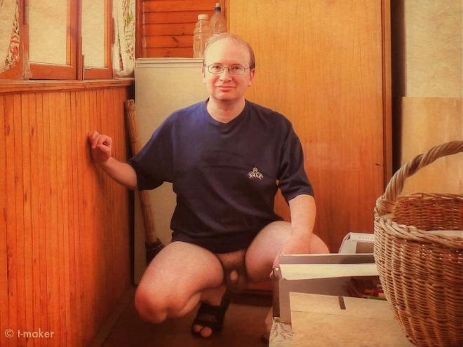 mage: Half-dressed portrait by t-maker aka vadimage | Flickr - Photo Sharing!